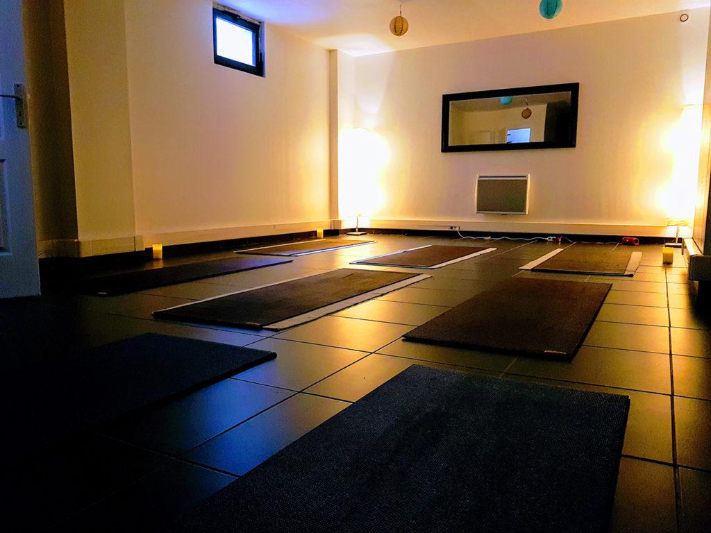 studio de yoga chambourcy