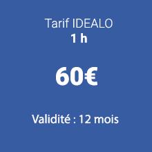 Abonné ? Profitez d'un tarif exclusif de 60€ le massage d'une heure au lieu de 70€