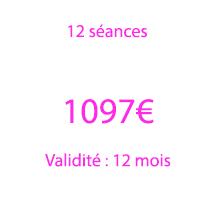 12 séances de cryolipolyse à 1097€seulement à Cycl'en Spa Chambourcy